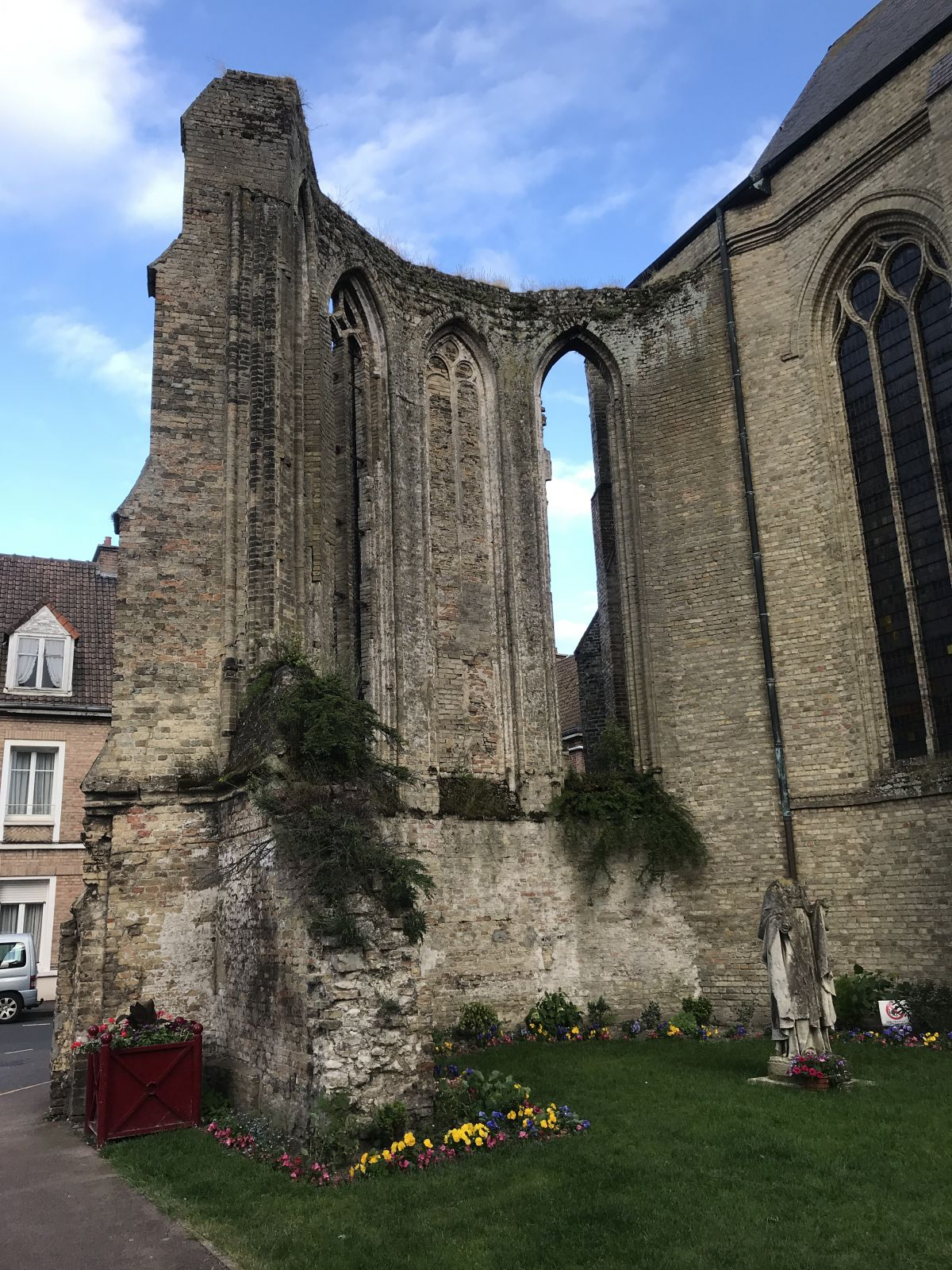 Kirche in Bergues